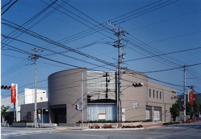 北陸銀行大聖寺支店