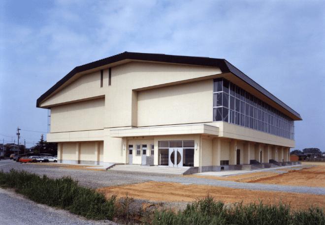 加賀市立東和中学校体育館
