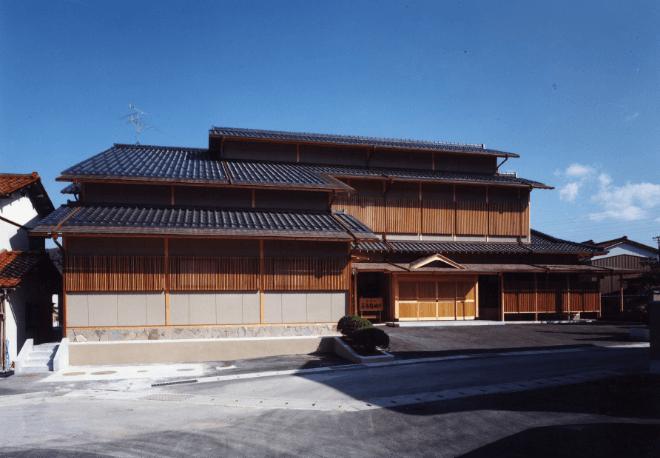 香寿園細川