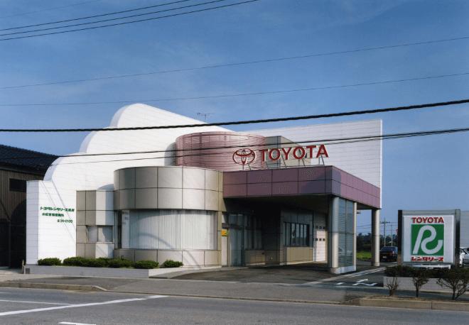 トヨタレンタリース小松空港店